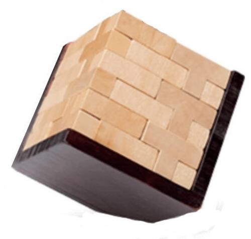 Casse-tête les cubes dans le cube
