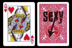 tour de magie carte dame
